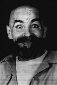 """CHARLES MANSON: Scientology is """"too crazy"""""""