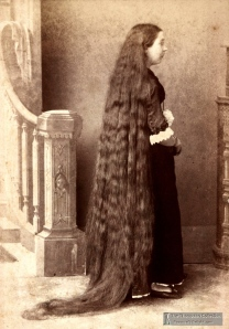 Queen Victoria: Died tripping over her own hair